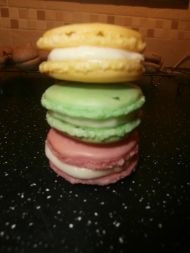 Flavoured Macaroons