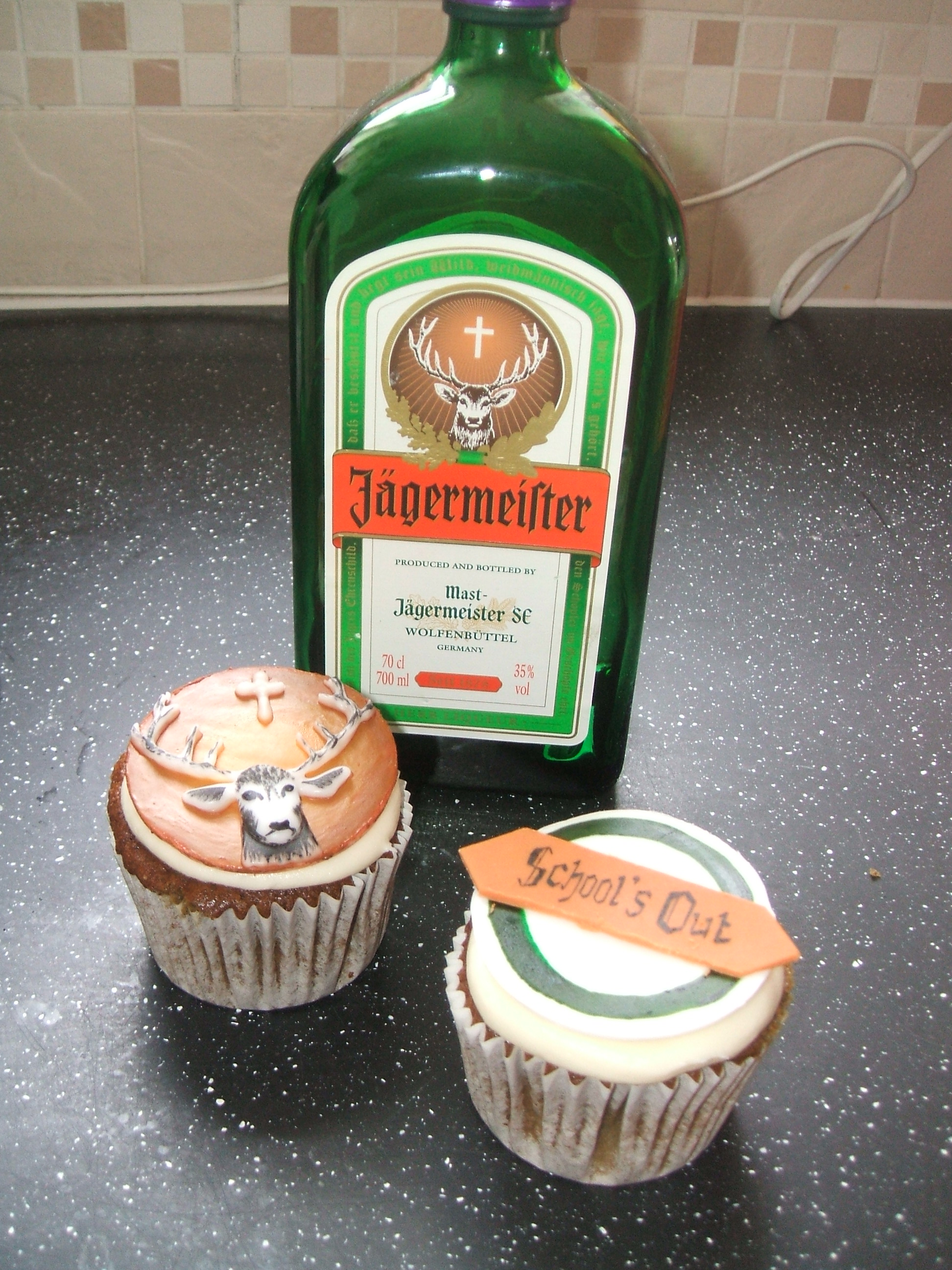 Jagerbomb Two Little Cake Ladies