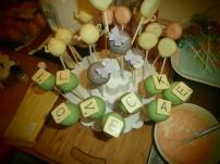Tea Pots, Parma Violets, Scrabble