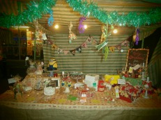One of many christmas fairs