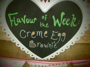 Flavour of the Week