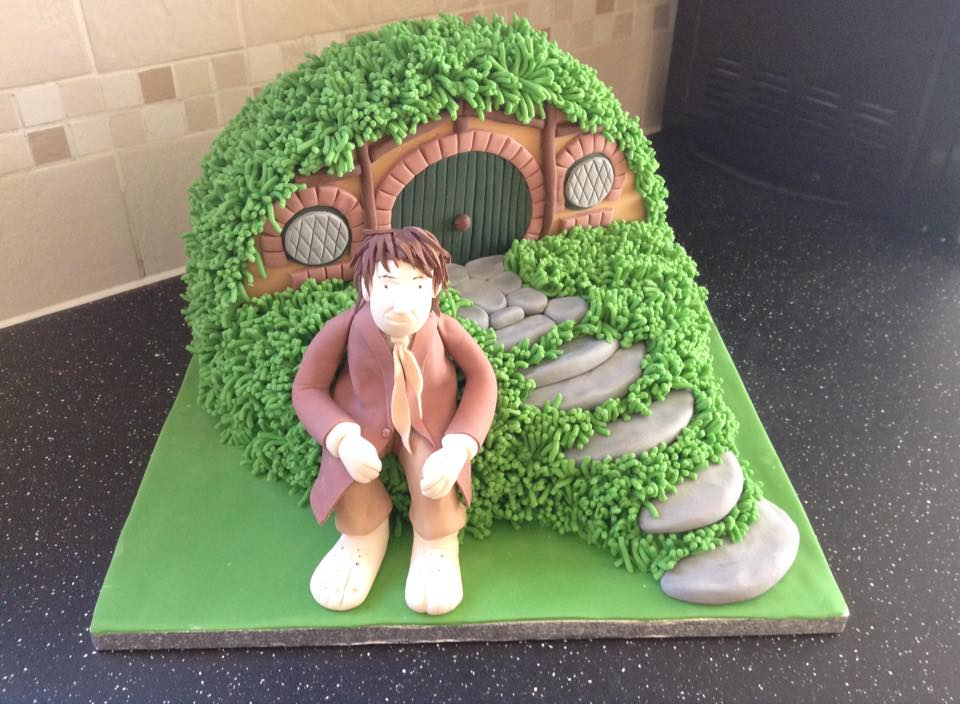 Hobbit Hole Two Little Cake Ladies